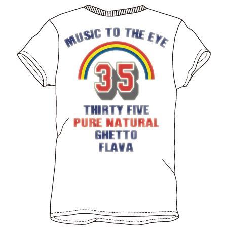 レディースプリントTシャツ:35