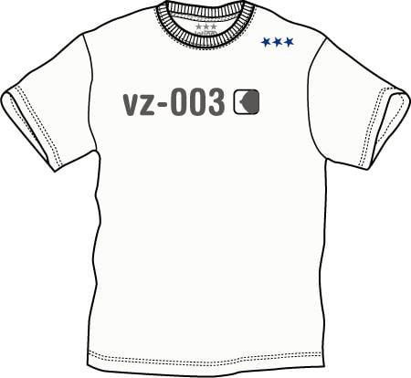 プリントTシャツ:vz-003