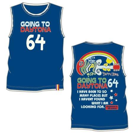 メッセージプリントTシャツ-03:GOING TO DAYTONA 64