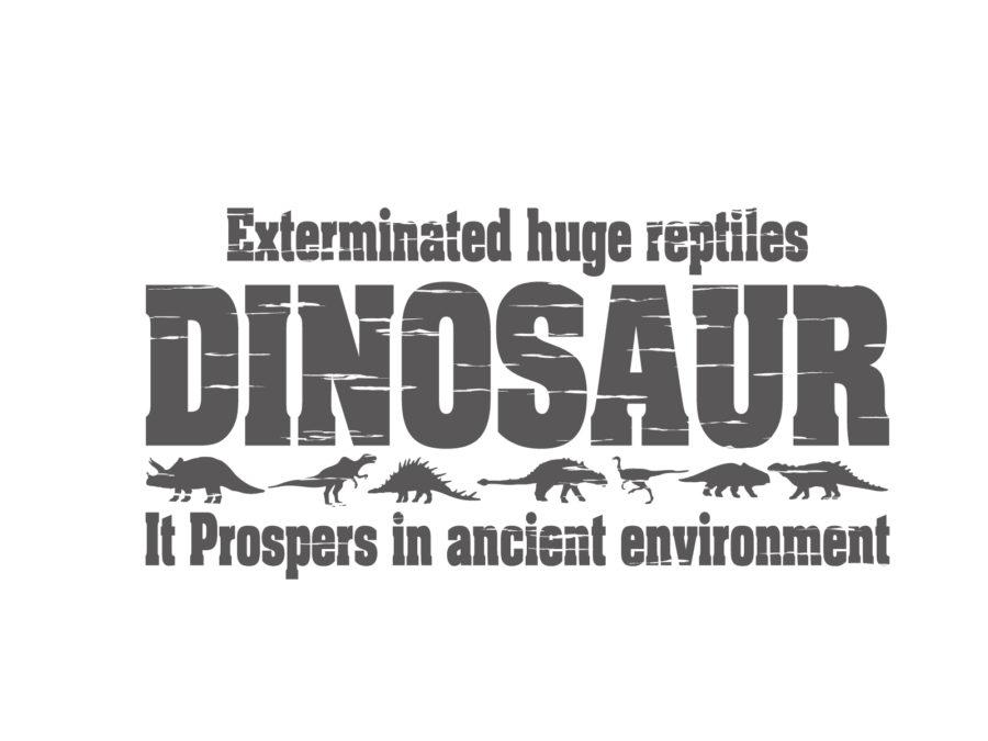 恐竜のイラスト素材 - 【恐竜-006】