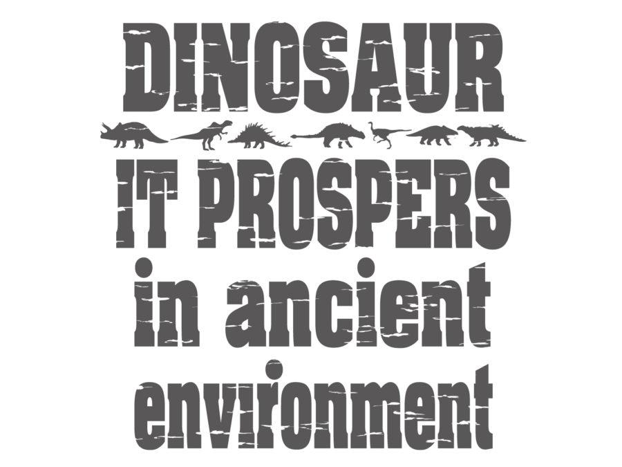 恐竜のイラスト素材 - 【恐竜-004】